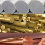 Купить круг: алюминиевый, латунный, медный, бронзовый